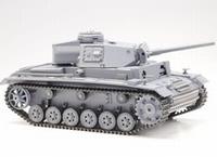 1/16 PanzerKampfwagen RC Tank Met Rook en Geluid
