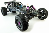 BAJA BUGGY 30.5cc 1.5 1/5 SCALE PETROL RC CAR
