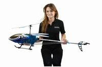 FXD Flame Strike A68690 helicopter 3,5ch  125CM