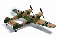 MESSERSCHMITT T-109  BRUSHLESS PLANE